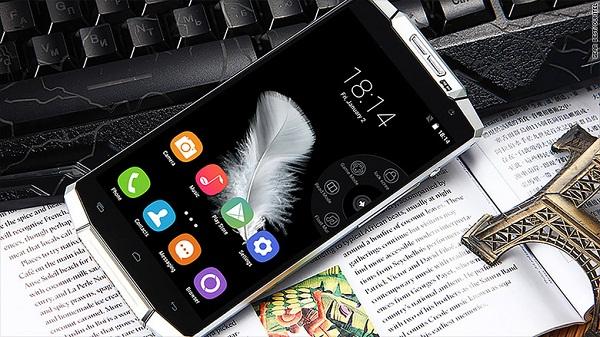 Battery, outstanding debt of smartphones