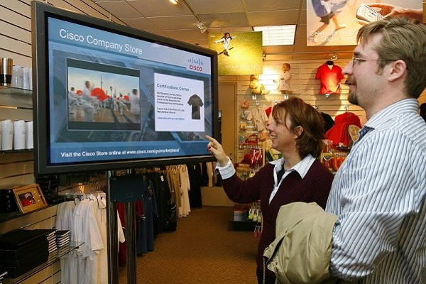 Content in Digital Signage