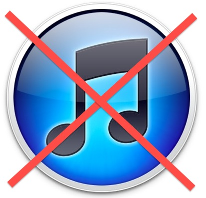 How to Uninstall iTunes on a Mac