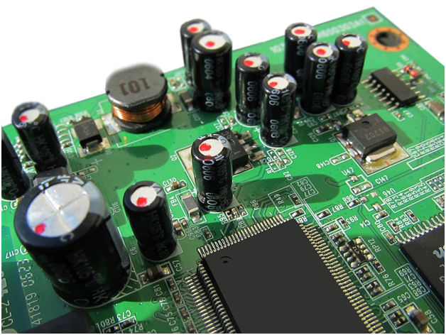 What are electrical control components