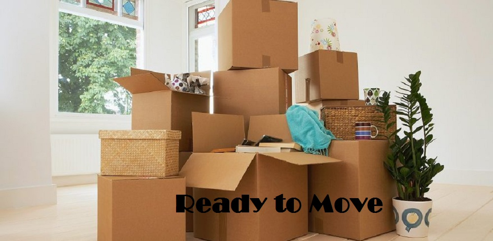 Ready for Moving Services
