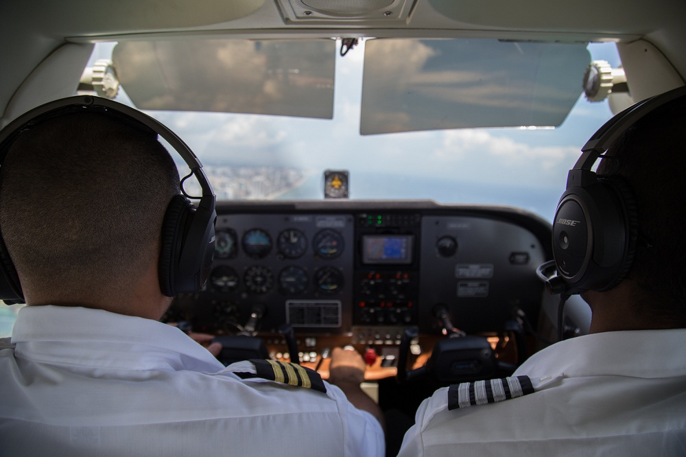 Safety Guide For First Time Pilot