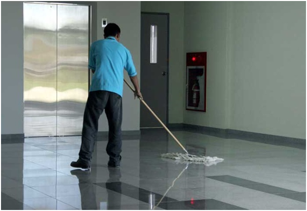 Areas that businesses forget to clean2