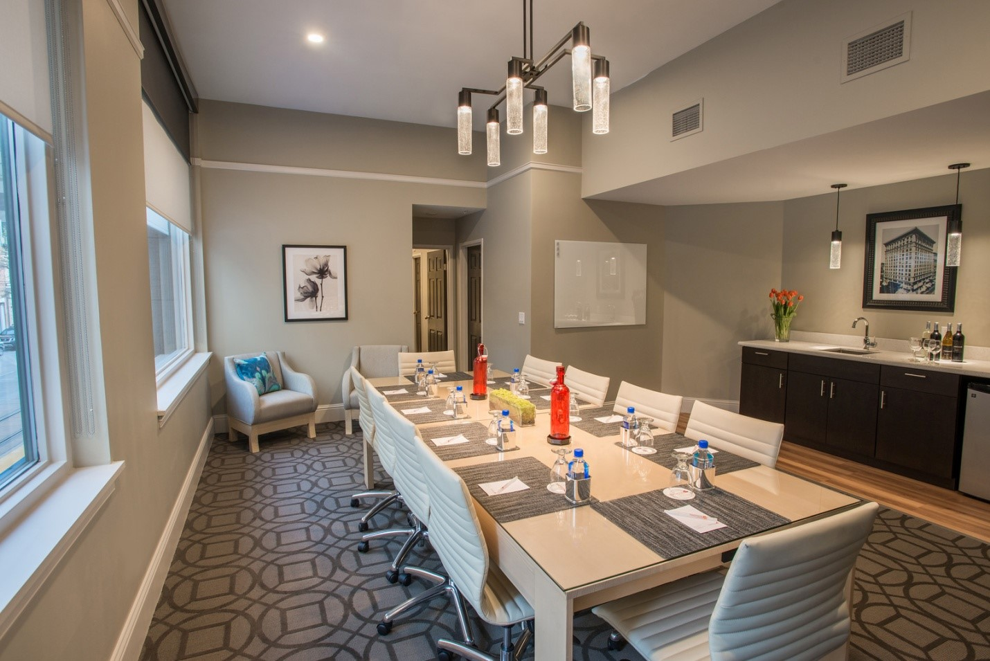 Six Questions to Ask Before Booking a Meeting Room